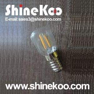Filament St26 1W LED Glass Bulb (SUN-1WST26) pictures & photos