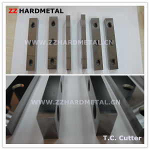 Carbide Cutting Tools (finishing and high precision) pictures & photos
