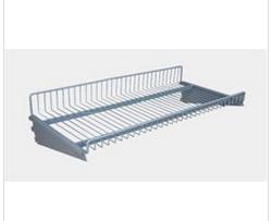 1000*500*1600 Single Side Punch Board Gondola Supermarket Shelf