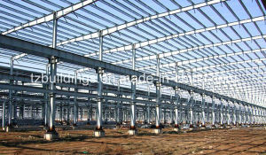 Prefabricated Steel Structure Warehouse Builder pictures & photos