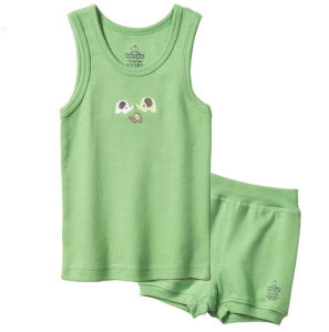 Customize Cute Pure Cotton Soft Baby Suit pictures & photos