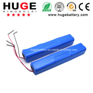 3.7V 5000mAh Lithium Ion Battery, Li-ion Battery (ICR18650) pictures & photos