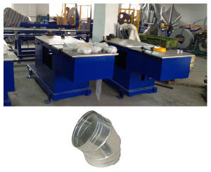 Fe1200 Elbow Duct Forming Machine for Air Duct pictures & photos