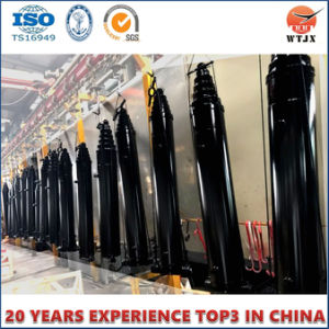 Telescopic Hydraulic Cylinder for Truck and Vehicle pictures & photos