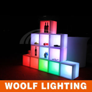 Modern Antique LED Lights Bar Wine Cabinets pictures & photos