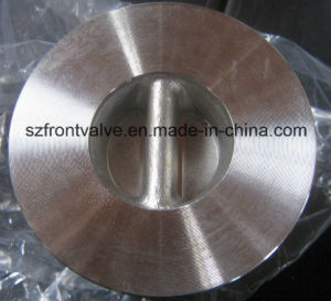 Wafer Single Plate Swing Check Valve pictures & photos