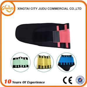 Sample Available Medical PP Strips Support Lower Back Lumbar Waist Support Belt