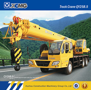 XCMG Qy25b. 5 25ton Chinese Truck Crane pictures & photos