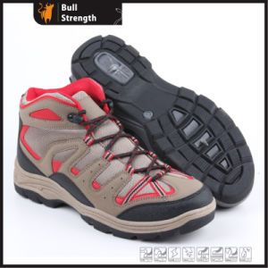 Fashion Outdoor Hiking Shoe with Synthetic Leather (SN5246) pictures & photos