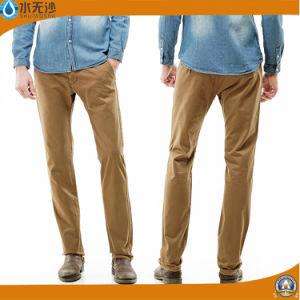 Wholesale Casual Men′s Straight Fashion Cotton Trousers pictures & photos