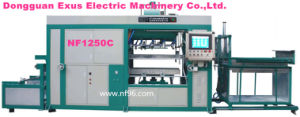 High Speed Automatic Plastic Vacuum Forming Machine