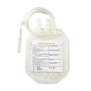 450ml Triple Blood Bag for Medical Use pictures & photos