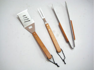BBQ Grill with 4PCS Tool Set