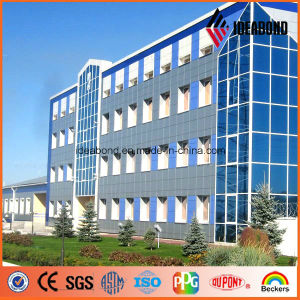 Curtain Wall Color Aluminium Sheet pictures & photos