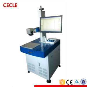 Td-Gq10c Fiber Laser Marking Machine for Sale