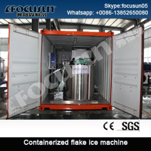 10tpd Containerized Flake Ice Maker pictures & photos