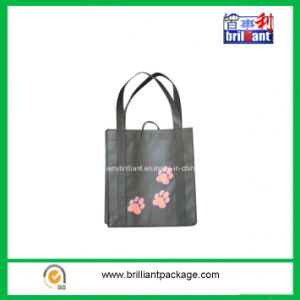 Non Woven Shopping Bag with Loop Handle pictures & photos