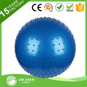 China Durable PVC Soft Massage Gym Yoga Ball