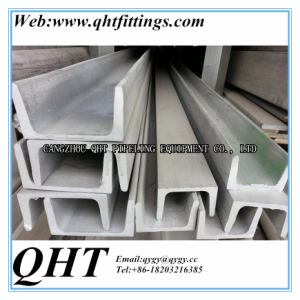 Q235B Pre-Galvanized Steel High Quality Steel Channel in Hot Sale pictures & photos