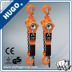Hand Lever Chain Block with G80 Chain pictures & photos