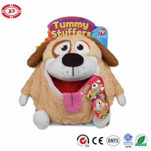 Dog Cute Tongue Pink Color Gift Kids Tummystuffers Plush Toy pictures & photos