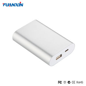 Portable 18650 Battery Mi Power Bank 5000mAh