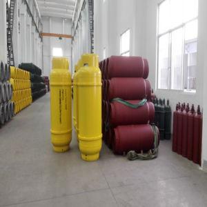 840L Low-Medium Pressure Carbon Steel Liquid Ammonia Cylinder with Valves pictures & photos