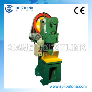 Stone Splitter for Splitting Granite Waste Into Decorative Stone Strips pictures & photos