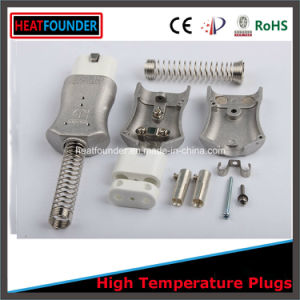 Electrical Ceramic Plug Connector Used for Industrial Band Heater pictures & photos