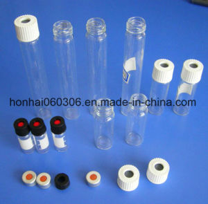 Clear and Amber Serume Vial pictures & photos
