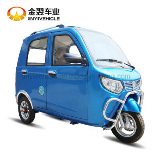 Blue Motor Tricycle for Passenger pictures & photos