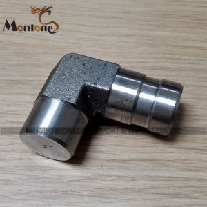 Parker Forged Carbon Steel Running Nipple Hydraulic Hose Fitting (2C9R) pictures & photos