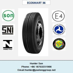 Ilink Brand Truck & Bus Radial Tyres 11r24.5 Ecosmart 36 pictures & photos