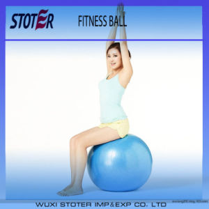 BSCI Audited Anti Burst Custom Color 65cm SGS Material Pilates Bola pictures & photos
