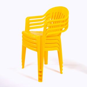 Wholesale Used Chair Stackable Restaurant Plastic Chair for Garden Outdoor pictures & photos