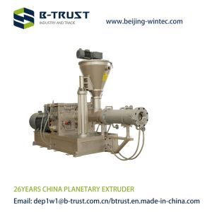 Long Life PVC Planetary Extruder with Multi Screw From China pictures & photos