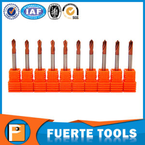 2 Flutes 90 Degree Tungsten Carbide Spot Drill for Steel Drilling pictures & photos
