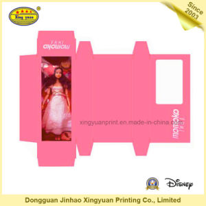 Colorful Toy Packaging Box for Barbie Doll