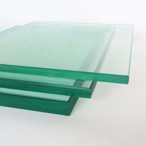 Toughened Sandwich Glass Pane for Commecial Building Exterior Wall pictures & photos