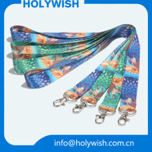 Promotional Event Medal Lanyard with Polyester Fashion Sublimation pictures & photos
