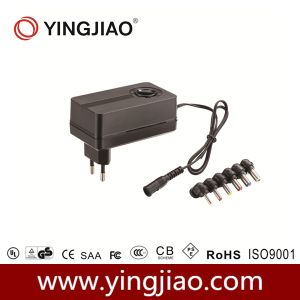 27W DC Variable Power Adapter with Ce UL pictures & photos