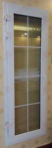 High Quality UPVC Single Flush Door (BHP-CD08) pictures & photos
