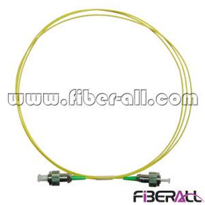 FC/APC Sm Optical Fiber Patch Cord Sx 0.9mm pictures & photos
