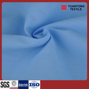 Sky Blue Color Polyester/Cotton Shirt Fabrics pictures & photos