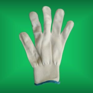 Double Layer Metal Mesh Cut Resistant Glove -Work Glove (2353) pictures & photos
