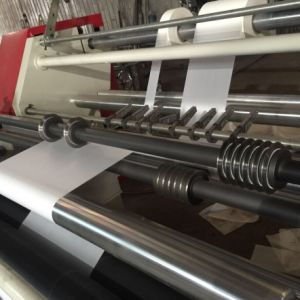 Horizantal Type Paper Slitting and Rewinder Machine pictures & photos