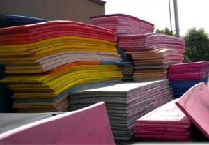 Rubber Foam EVA Foam Colorful Rubber Sheet and Roll pictures & photos