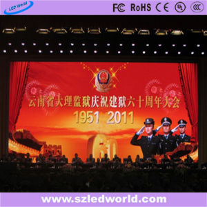 P6 Indoor SMD High Brightness Screen LED Slim for Stage pictures & photos