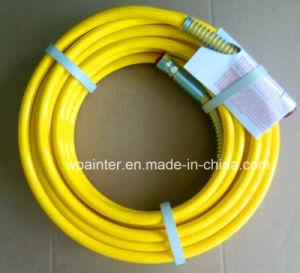 SAE100 R7 9.5X18mm High Pressure Hydraulic Spray Hose pictures & photos