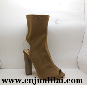 Fashion Women Shoes in Lycra